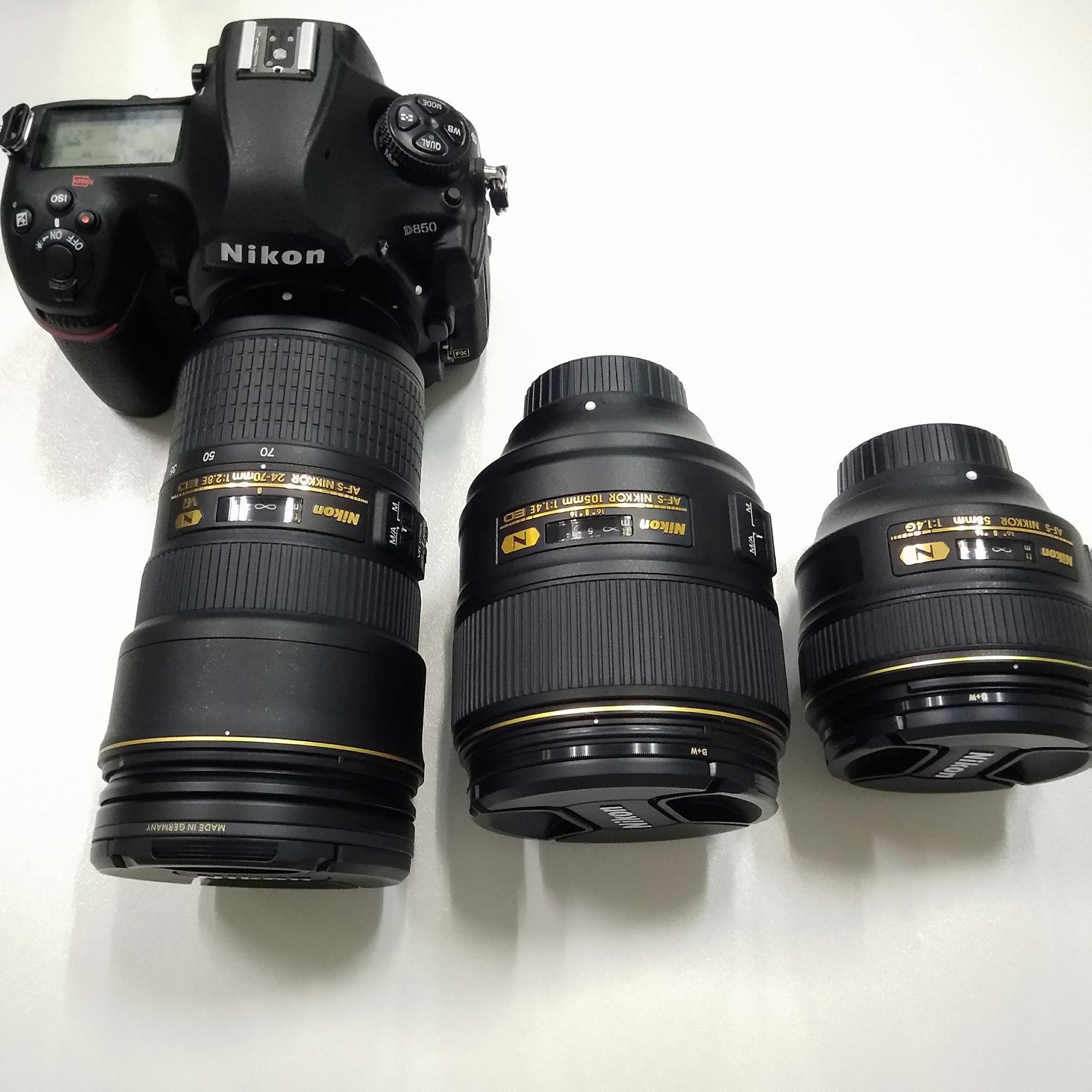 ย้ายค่าย มา Nikon